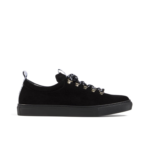 DRAKE Black Hiker Low