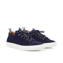 DRAKE Navy Hiker Low