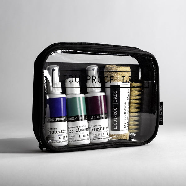 LABS Liquiproof Footwear & Fashion Care Travel Kit