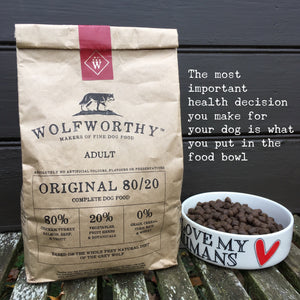 How Do Popular Dog Foods Compare with Wolfworthy?