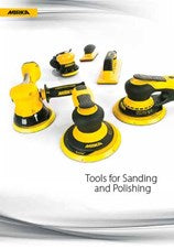 Mirka tools for sanding and polishing at Mallee Agencies