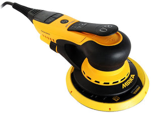 Mirka DEROS 680CV 150mm electric sander, central vacuum, 8.0mm orbit