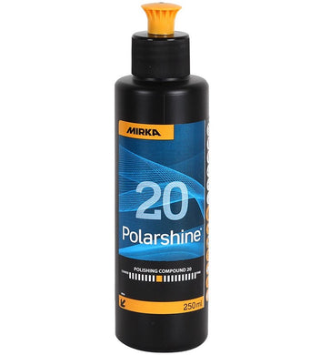 Mirka POLARSHINE® 20 polishing compound