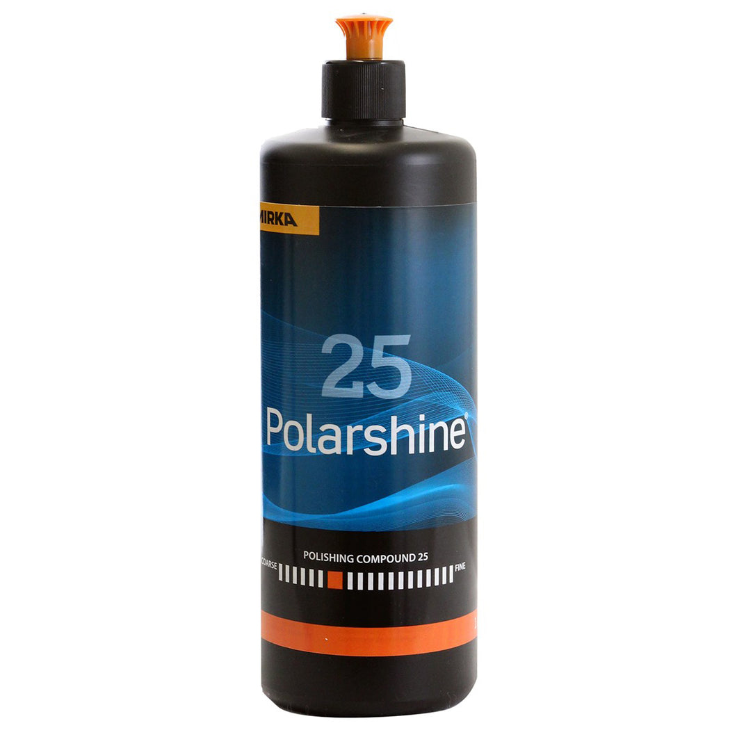 Mirka POLARSHINE® 25 polishing compound