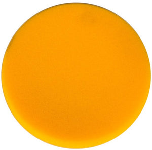 Mirka 150x25mm polishing foam pad yellow flat
