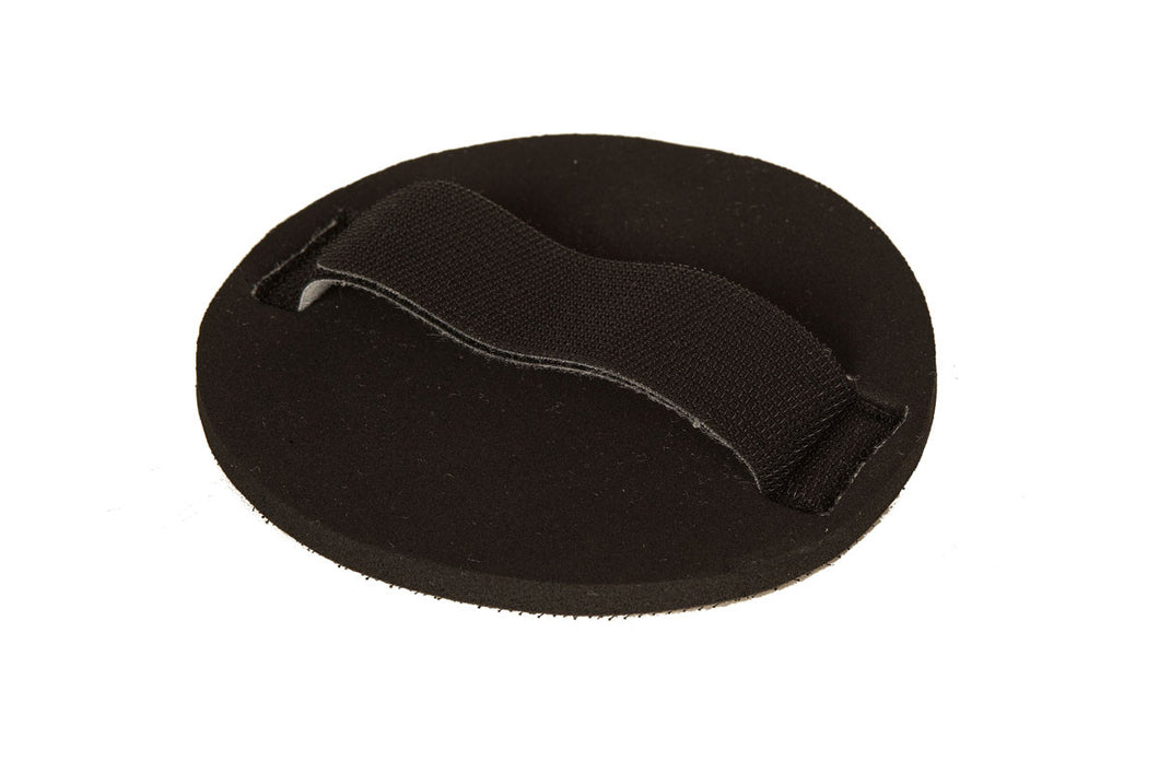 MIRKA 125mm hand sanding grip pad with adjustable strap