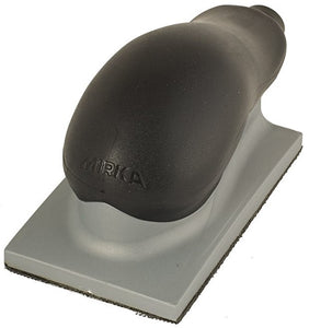 MIRKA 70x125mm GREY hand sanding block