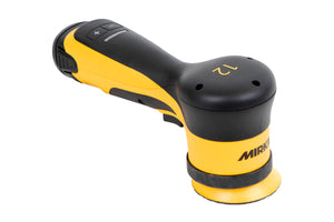 Mirka AROP-B 312NV 77mm cordless random orbital polisher 10.8V 2.5Ah, 12.0mm orbit
