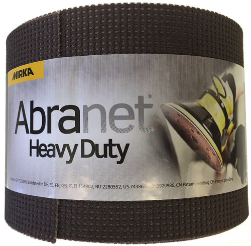 Mirka ABRANET HEAVY DUTY 115mm abrasive sheet