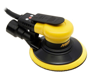 MIRKA CEROS 650CV 150mm electric sander, central vacuum, 5.0mm orbit