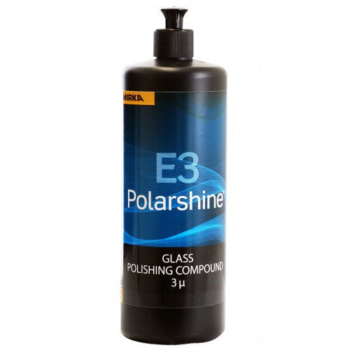 Mirka POLARSHINE E3 glass polishing compound