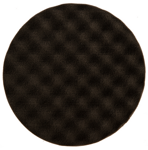 Mirka 150x25mm black waffle polishing foam pad