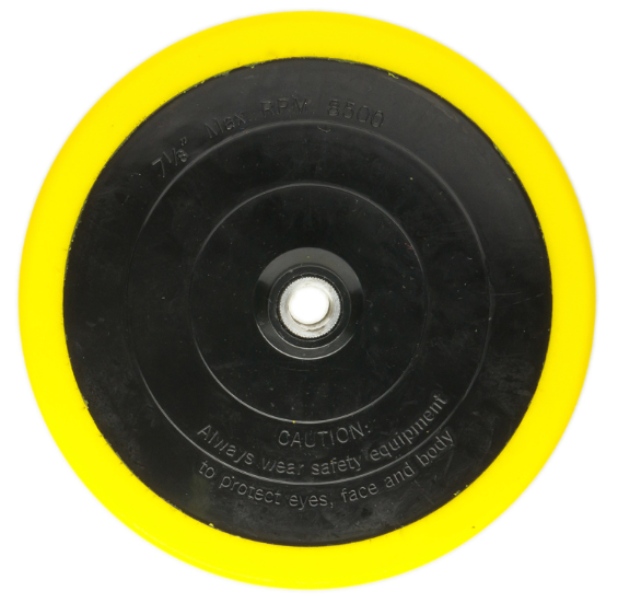 MIRKA 175mm M14 backing pad