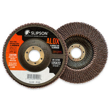 Slipson™ Abranet® MAX 125mm flap discs