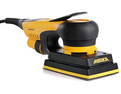Mirka DEOS 353CV 81x133mm electric sander, central vacuum, 3.0mm orbit