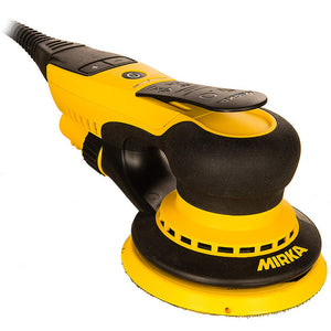 MIRKA DEROS 550CV 125mm electric sander, central vacuum, 5.0mm orbit