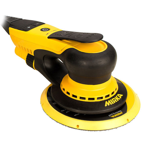 MIRKA DEROS 650CV 150mm electric sander, central vacuum, 5.0mm orbit