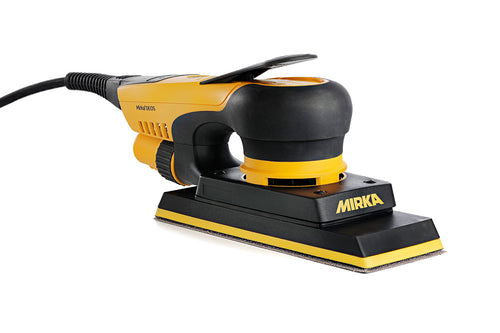 Mirka DEOS 383CV 70x198mm electric sander, central vacuum, 3.0mm orbit