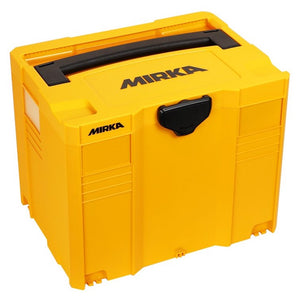 Mirka storage case 400x300x315mm yellow