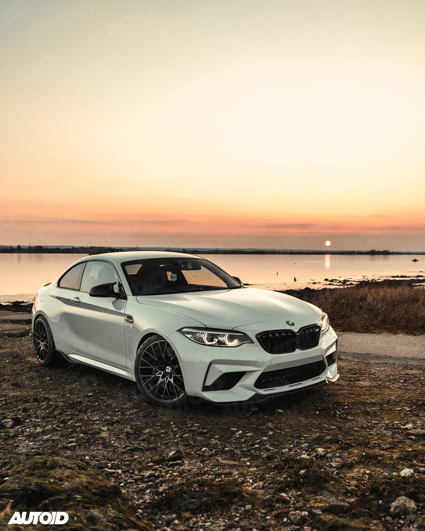 BMW M2 Competition - Front