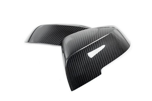 AUTOID Carbon Fibre & ABS Plastic Wing Mirror Covers for BMW (Various Models) - AUTOID - BMW