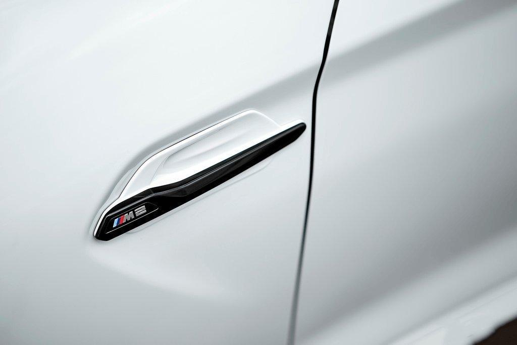 BMW - Painted Side Fender Trim For BMW M2 & M2 Competition