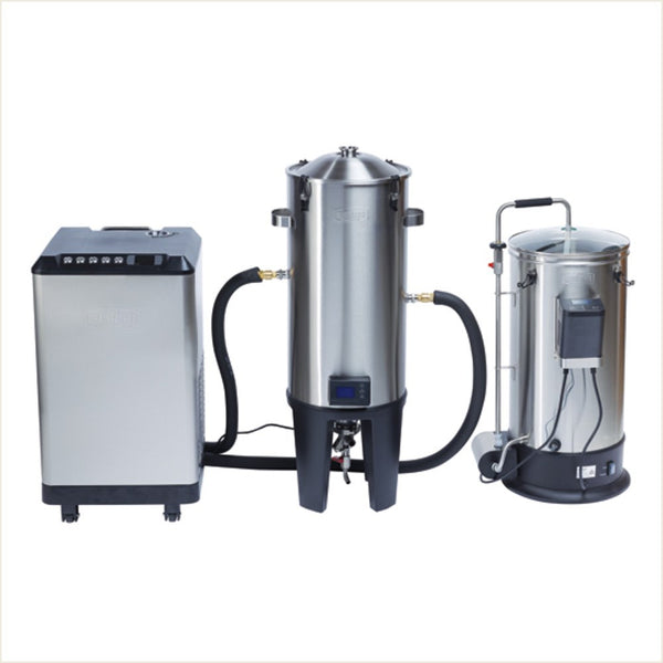 Conical Fermenter & Glycol ChillerConical Fermenter & Glycol Chiller