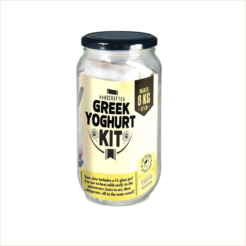 Greek Yoghurt Kit by Mad Millie - From Scratch