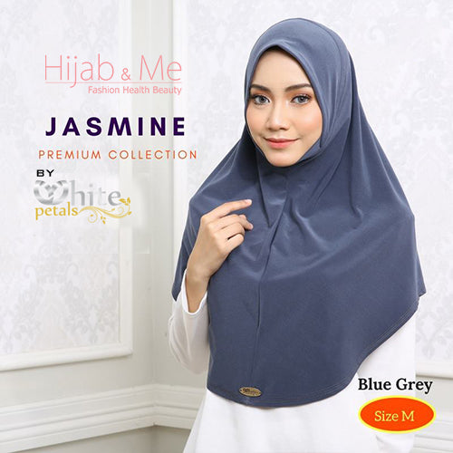 Jasmine by WHITE PETALS - Blue Grey
