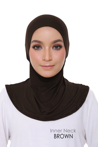 Inner Neck - Brown