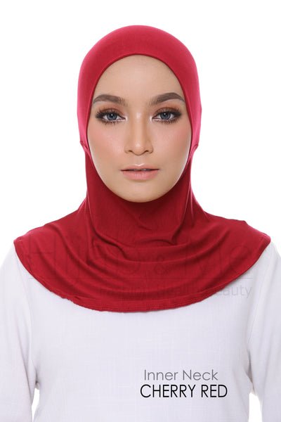 Inner Neck - Cherry Red