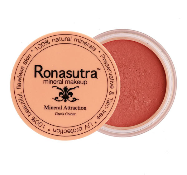 Mineral Cheek Colour (B04 Soft Red)