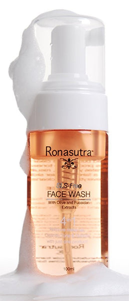 Ronasutra 4-in-1 Face Wash (SLS-Free)