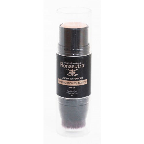 Ronasutra Mineral Stick Foundation (SF01) - Cream Peach