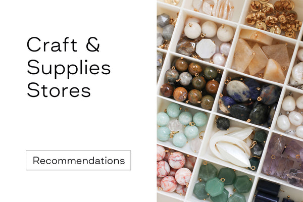 Craft & Supplies Store You Must Visit