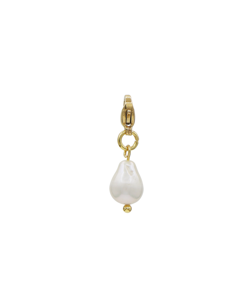 Single Charm: Mini Baroque Pearl