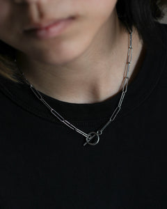 Stainless Steel Paperclip Chain