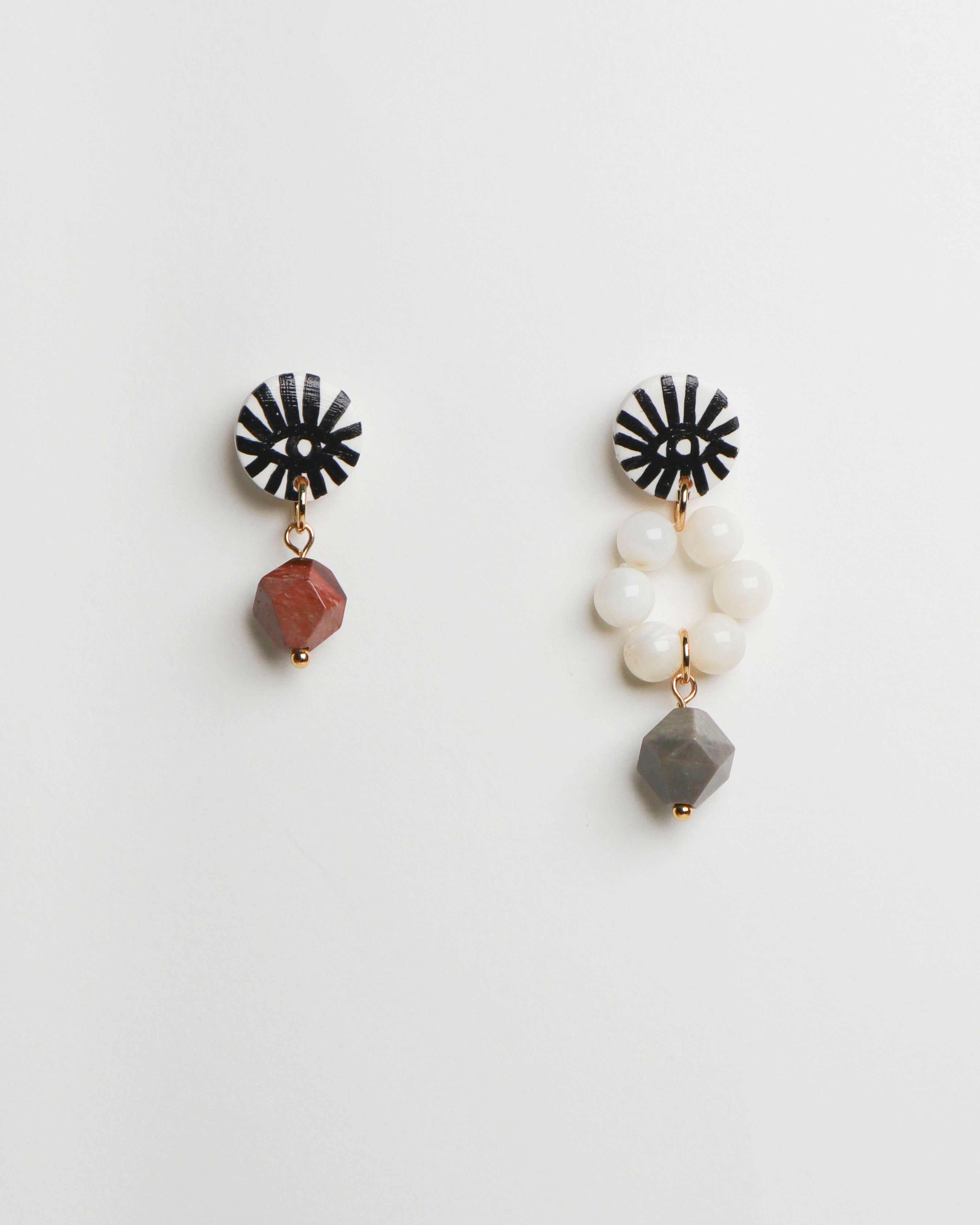 Eye Studs: Asymmetry (1)