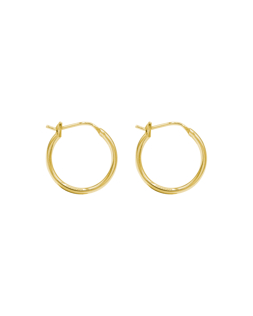 Medium Hoops: 20mm
