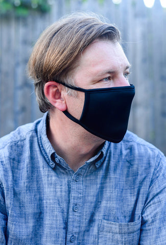 Coin1804 Coin HDXL Man Mask, Black One Size Black
