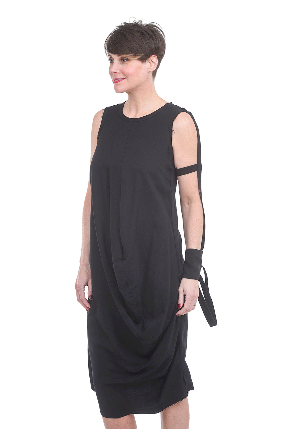 Studio B3 Falesia Dress, Black