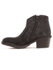 Fly London Leather Dari Ankle Boot, Anthracite Gray