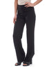Equestrian Knit Shawna Trousers, Black