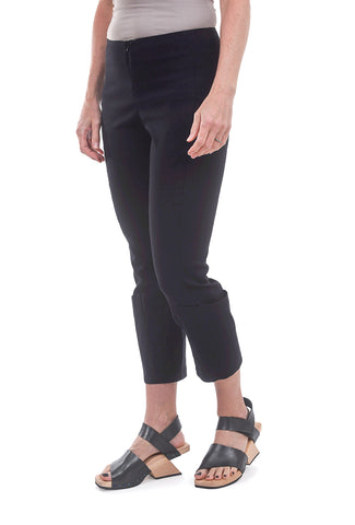 Porto Bedloe Pants, Black 1/US 6 Black