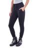 COA Stitch Inseam Easy Joggers, Black