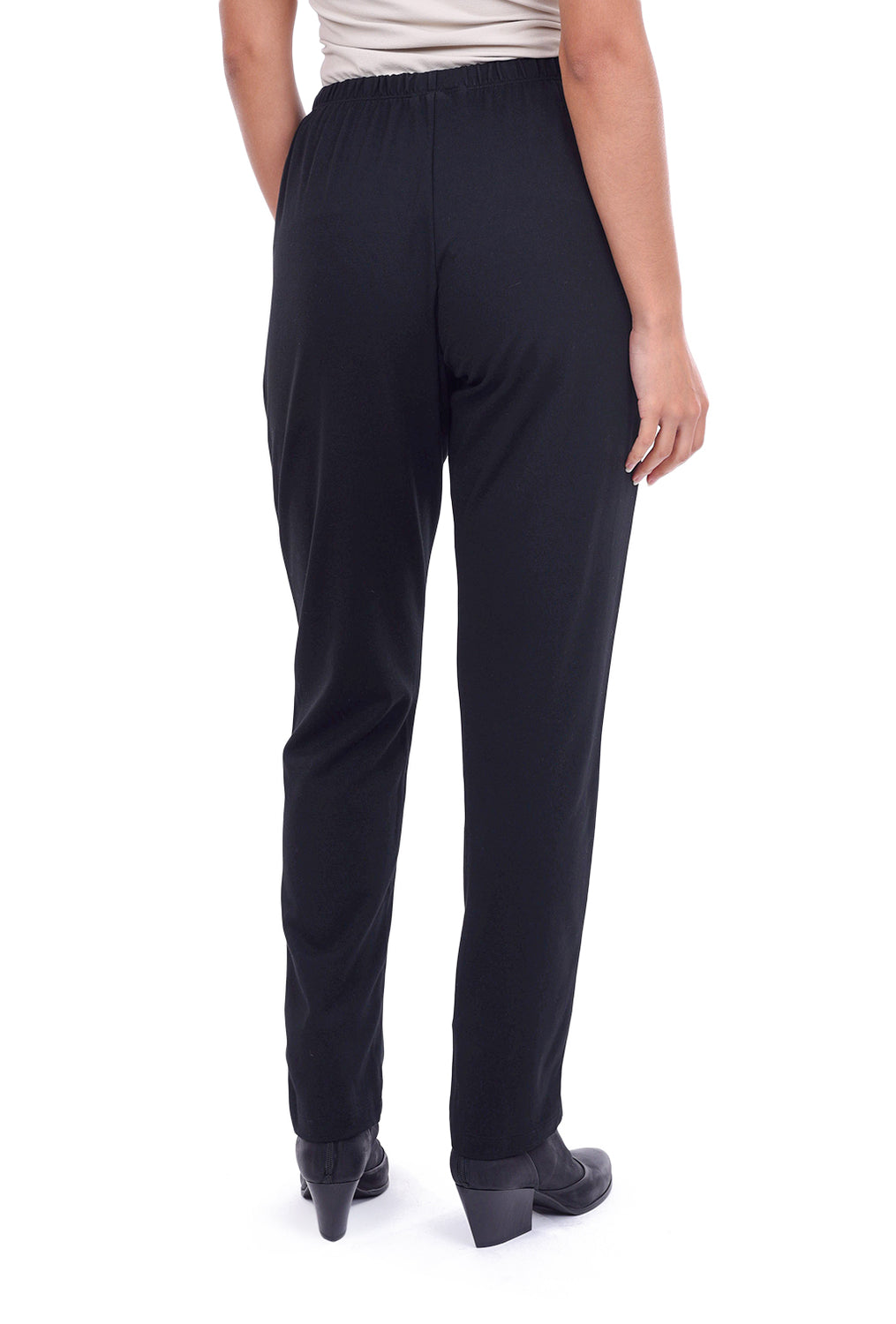 Bryn Walker Long Sunday Pants, Black