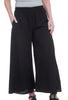 Niche Meadow Crepe Loom Pants, Black