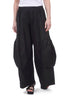 Planet Nylon Pocket Pant, Black