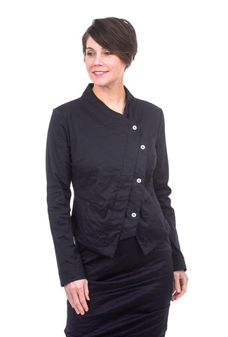 Porto Bonsai Jacket, Black