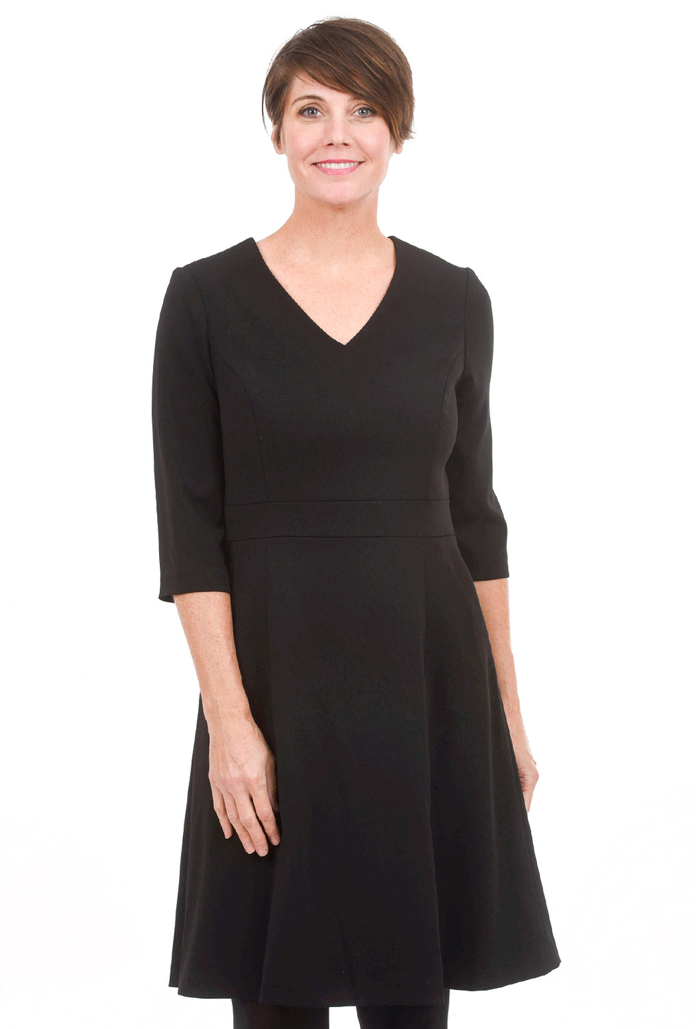 Nora Gardner Alexandra Dress, Black